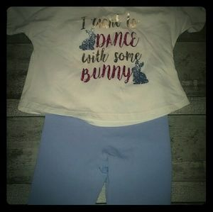 Other - 3T Bunny Set